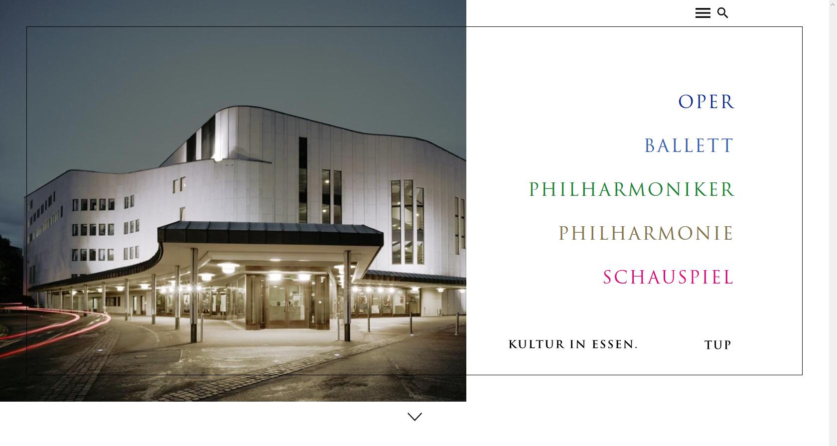Kulturhaus in Essen Dienstleistung 25