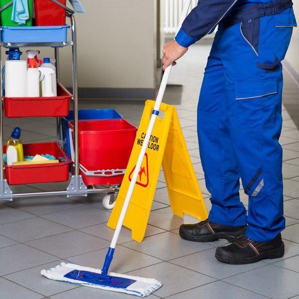 Reinigung Dienstleistung 25